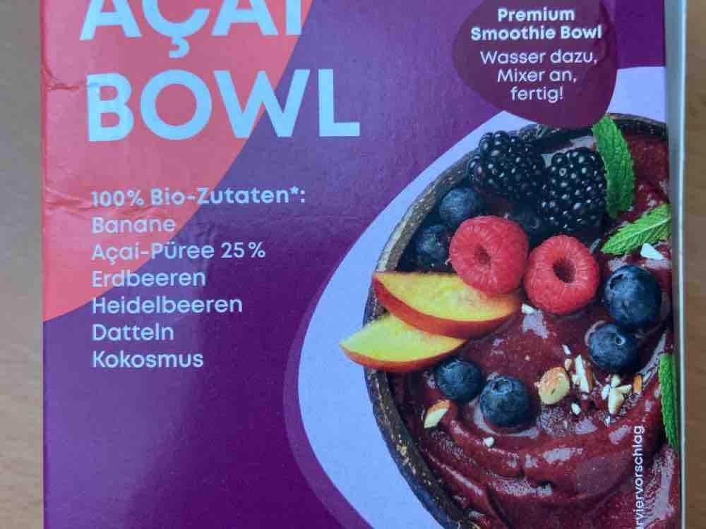 Wholey Smoothie Bowl, Acai Bowl von GraceVonK   Hochgeladen von: GraceVonK