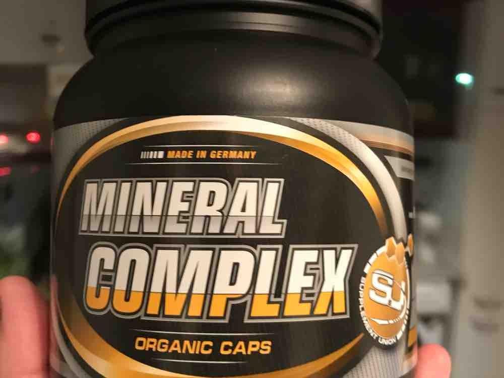 Mineral Complex Caps von mircomirco | Hochgeladen von: mircomirco