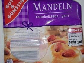 Mandeln, ganz   Hochgeladen von: n811e