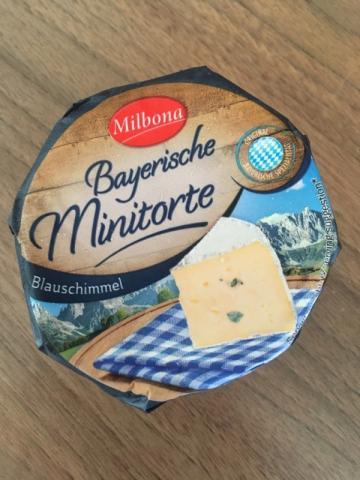 Bayerische Minitorte, Blauschimmel | Hochgeladen von: Bella30