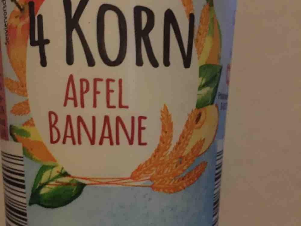 Landfein Fruchtjoghurt mild 4Korn, Apfel-Banane von ayasha | Hochgeladen von: ayasha