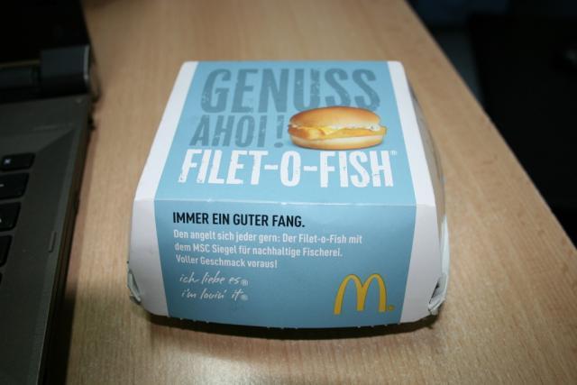 Mc Donald Filet-O-Fisch, Fisch | Hochgeladen von: bmiserlohn