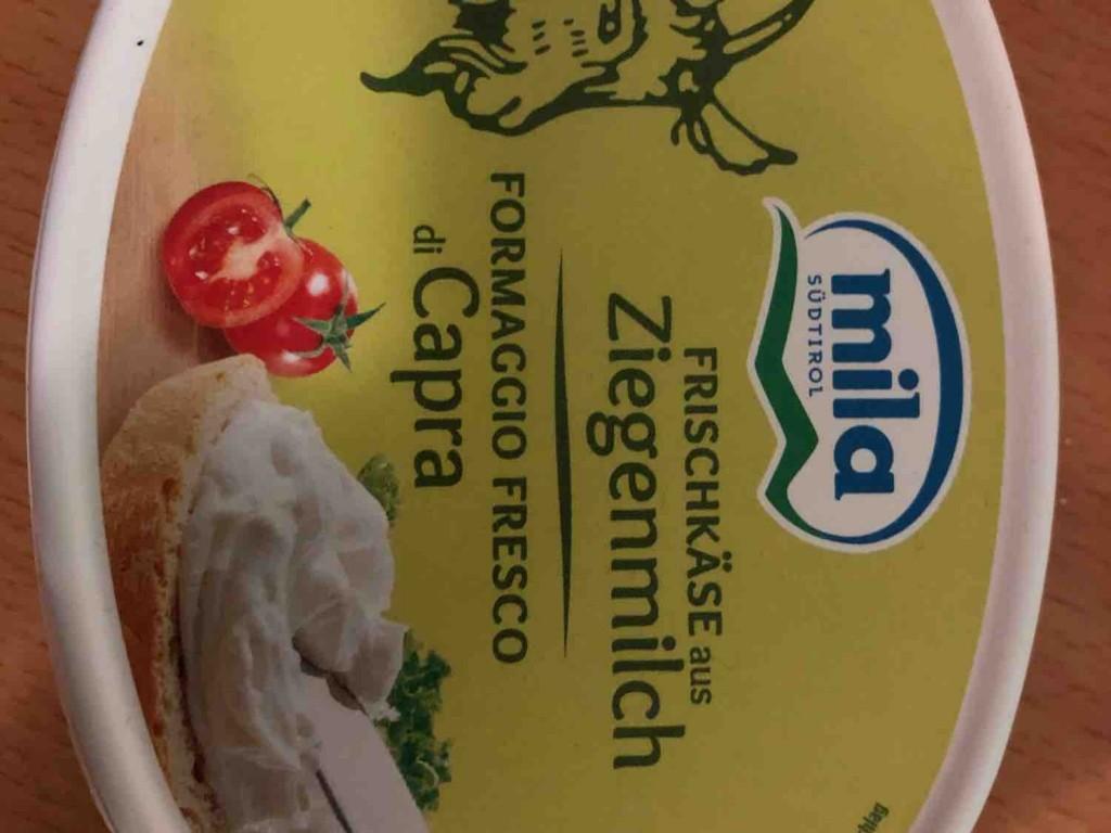 Frischkäse, Ziegenmilch von trekki1701e   Hochgeladen von: trekki1701e