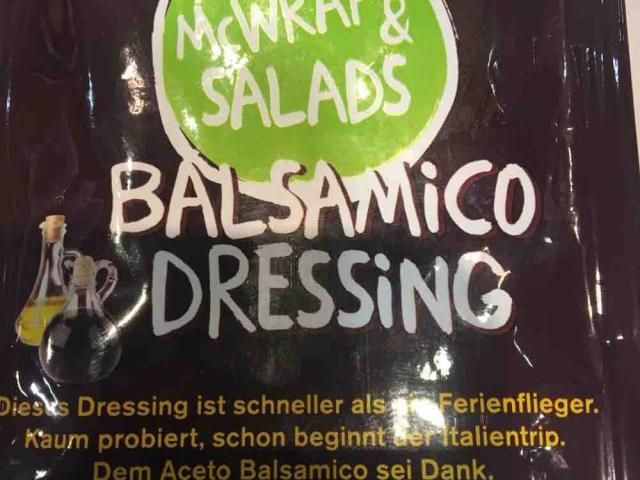 Balsamico Dressing  von kako   Hochgeladen von: kako