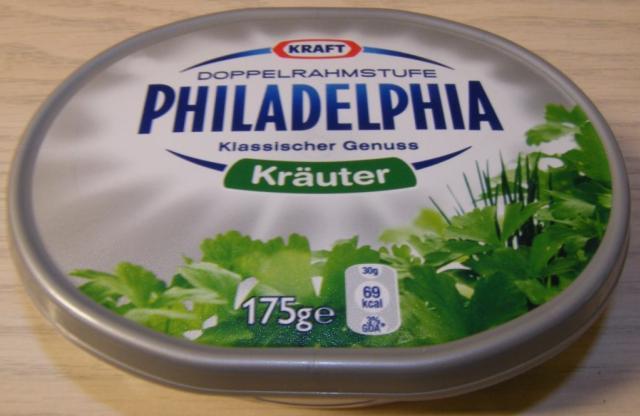 Philadelphia, Kräuter | Hochgeladen von: Samson1964