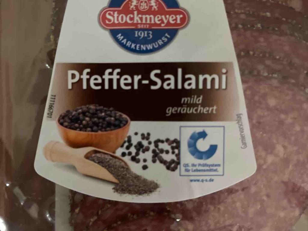 Pfeffer-Salami, mild geräuchert von OooMAXooO   Hochgeladen von: OooMAXooO