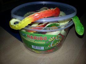 Haribo Anaconda Riesenschlangen, Fruchtgummi   Hochgeladen von: donnes