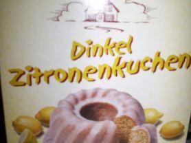 Bio Dinkel Zitronenkuchen von Bauck Hof, Zitrone | Hochgeladen von: Highspeedy03