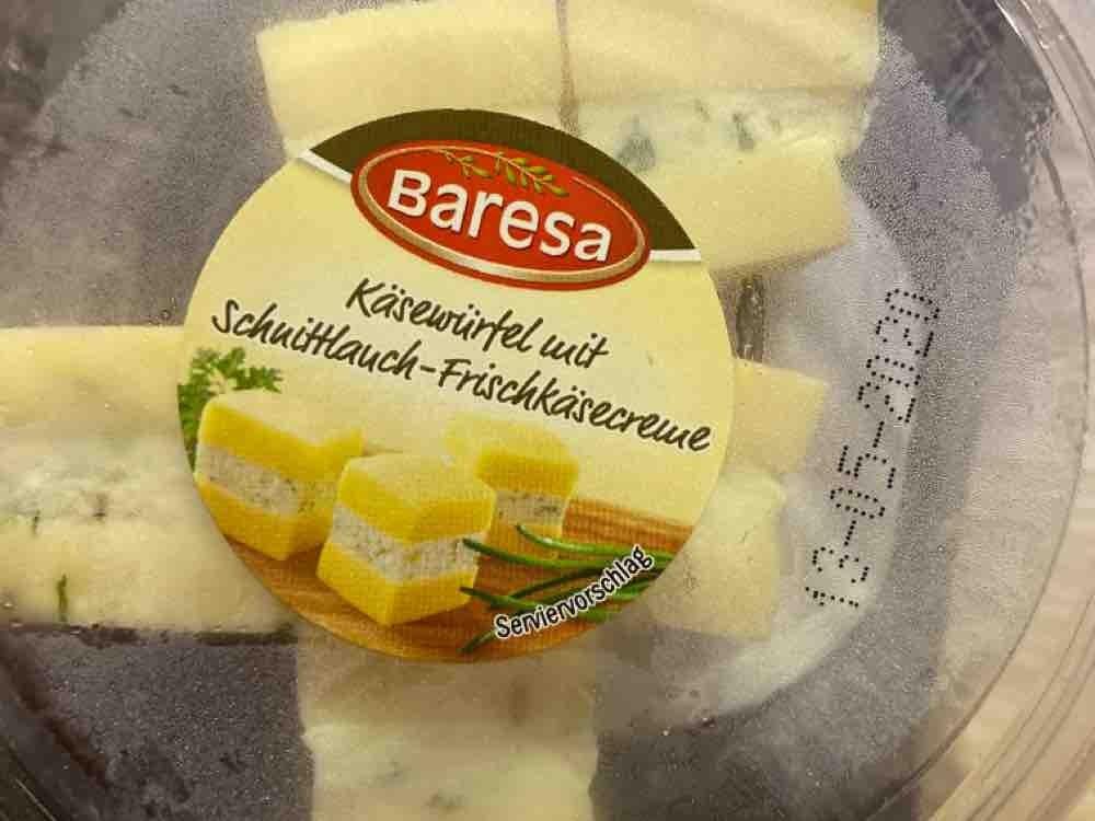 Käsewürfel mit Schnittlauch-Frischkäsecreme von juju91 | Hochgeladen von: juju91