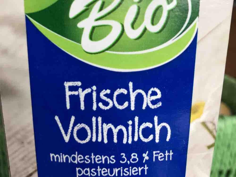 Frische Vollmilch 3,8% Fett, Bio von picaro04 | Hochgeladen von: picaro04