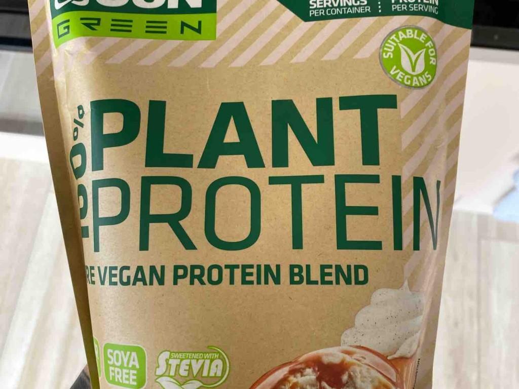 Vegan Protein Blend, (Vanilla Maple) von Gilles123   Hochgeladen von: Gilles123