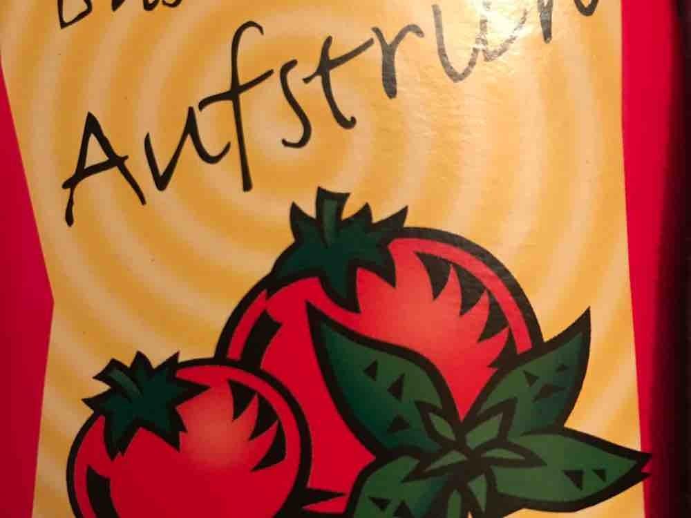 Aufstrich, Tomate Basilikum von andrea.kausel | Hochgeladen von: andrea.kausel
