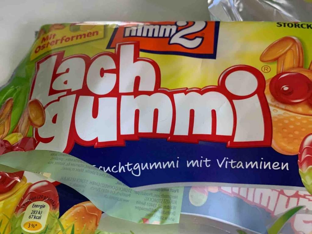 Lachgummi, mit Osterformen von canbek | Hochgeladen von: canbek