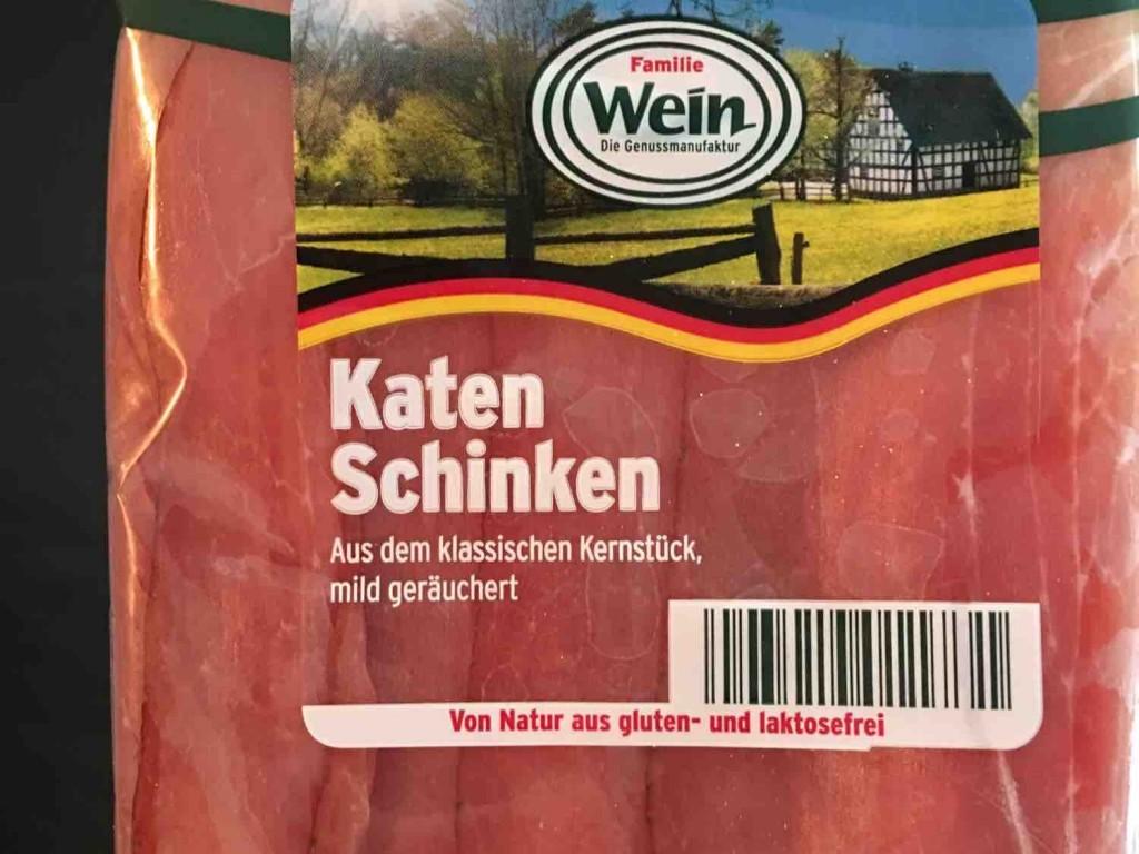 Katen Schinken, mild geräuchert von iwagemann773   Hochgeladen von: iwagemann773