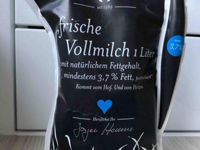 Hemme tagesfrische Vollmilch 3,5%, pasteurisiert von abuhe | Hochgeladen von: abuhe