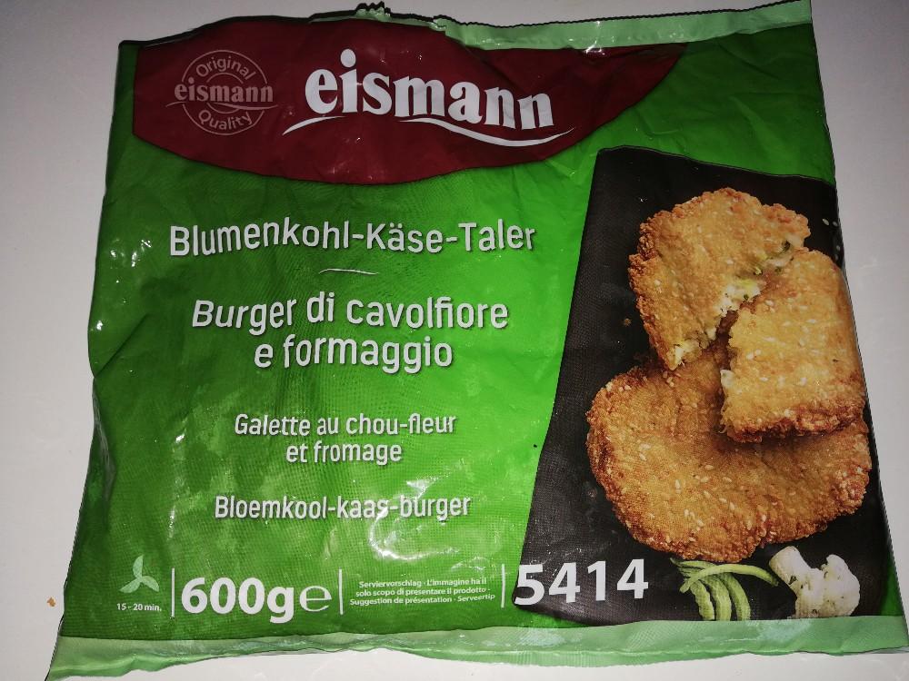 Blumenkohl-Käse-Taler von allquantora | Hochgeladen von: allquantora