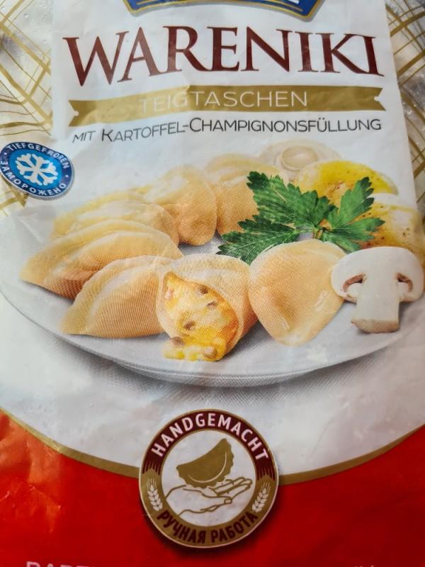 Teigtaschen mit Kartoffel und Champinonfüllung von ramona.pannek | Hochgeladen von: ramona.pannek