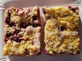 Backerei Schaan Kirschstreuselkuchen Vom Blech Kalorien Kuchen