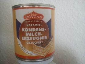 Kondensmilch, gezuckert und karamellisiert 6% Fett, Karamell | Hochgeladen von: GatoDin