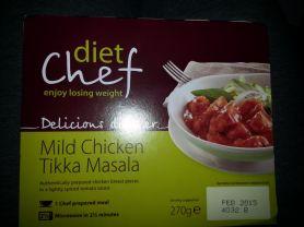 Diet Chef Mild Chicken Tikka Malasa | Hochgeladen von: Kakelditz