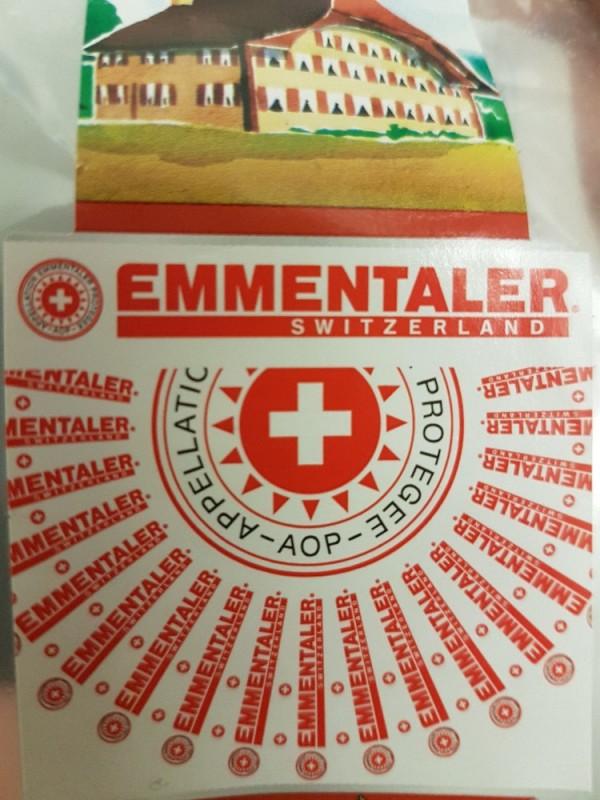Emmentaler AOP Mild/Doux von Rolisto | Hochgeladen von: Rolisto