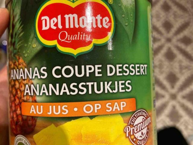 Ananas Dessert Stücke von vanessavlk   Hochgeladen von: vanessavlk
