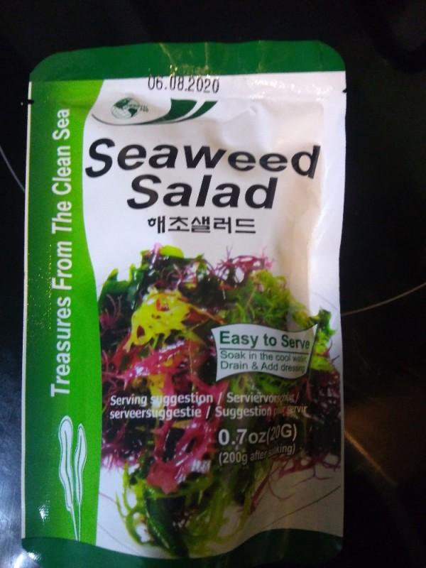 Seaweed Salad, Algensalat von volati77   Hochgeladen von: volati77