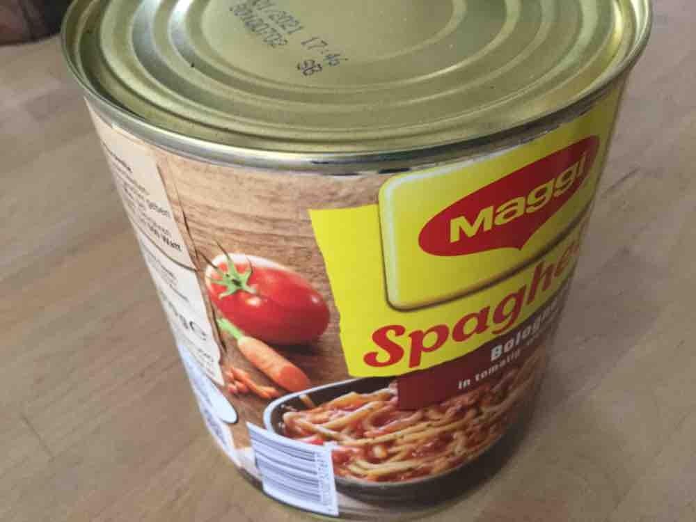 Spaghetti Bolognese, mit Hackfleischsauce von Berni58 | Hochgeladen von: Berni58