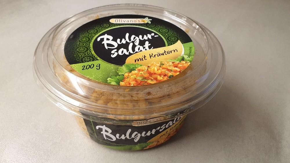 Feiner Bulgur Salat, frische Kräuter  von hatomyy | Hochgeladen von: hatomyy