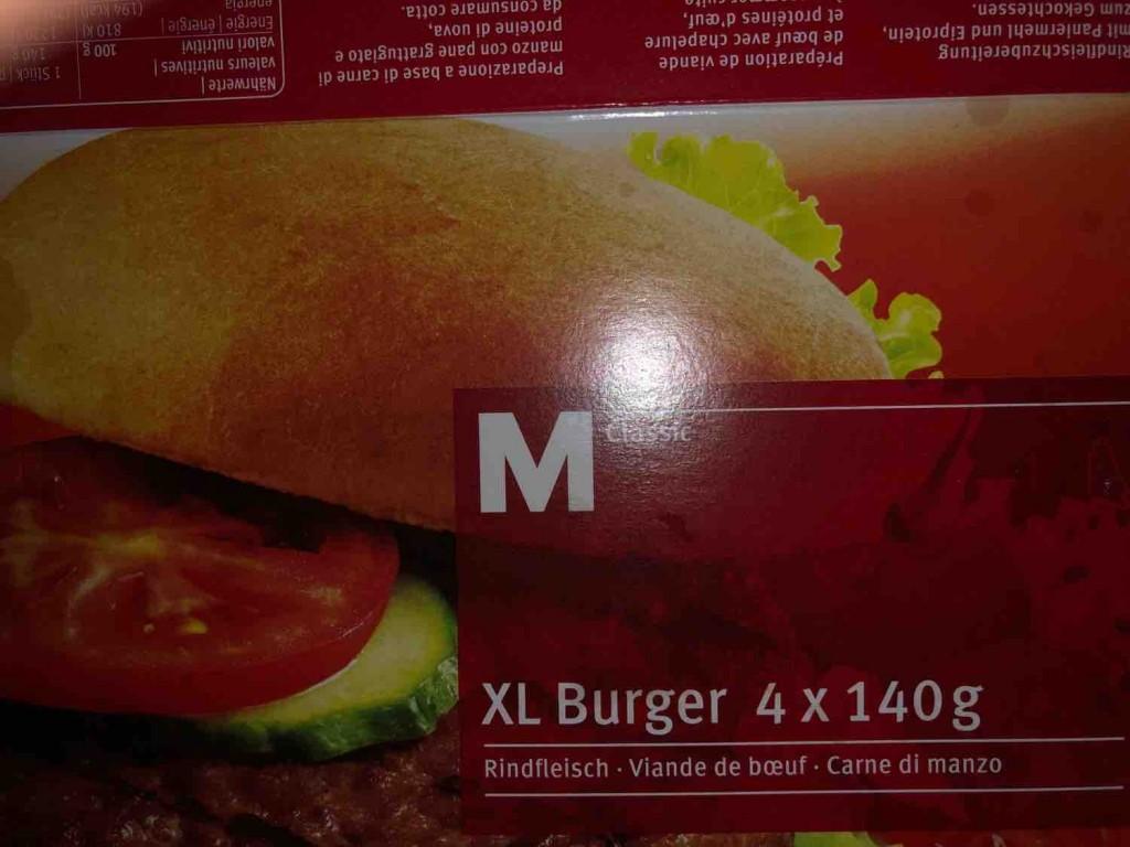 XL Burger, Rindfleisch von gandroiid | Hochgeladen von: gandroiid