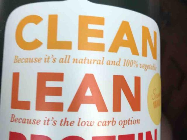 clean lean protein von gela909 | Hochgeladen von: gela909