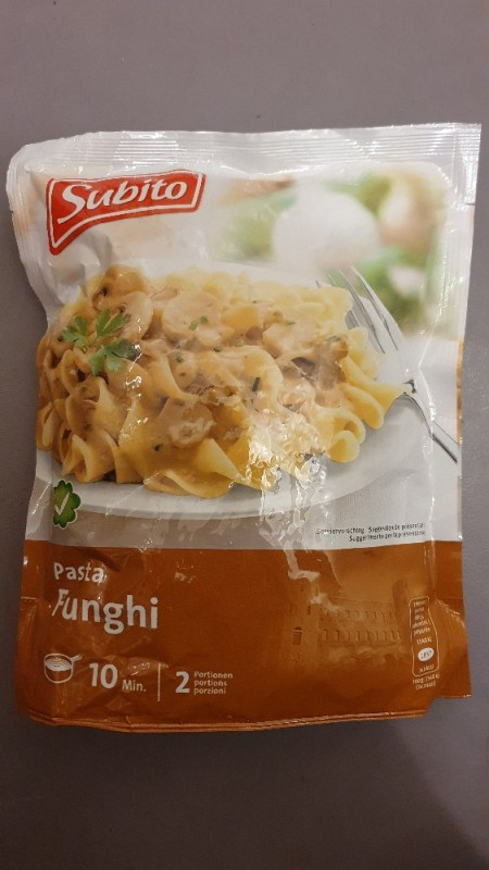 Pasta Funghi von Vortarulo   Hochgeladen von: Vortarulo