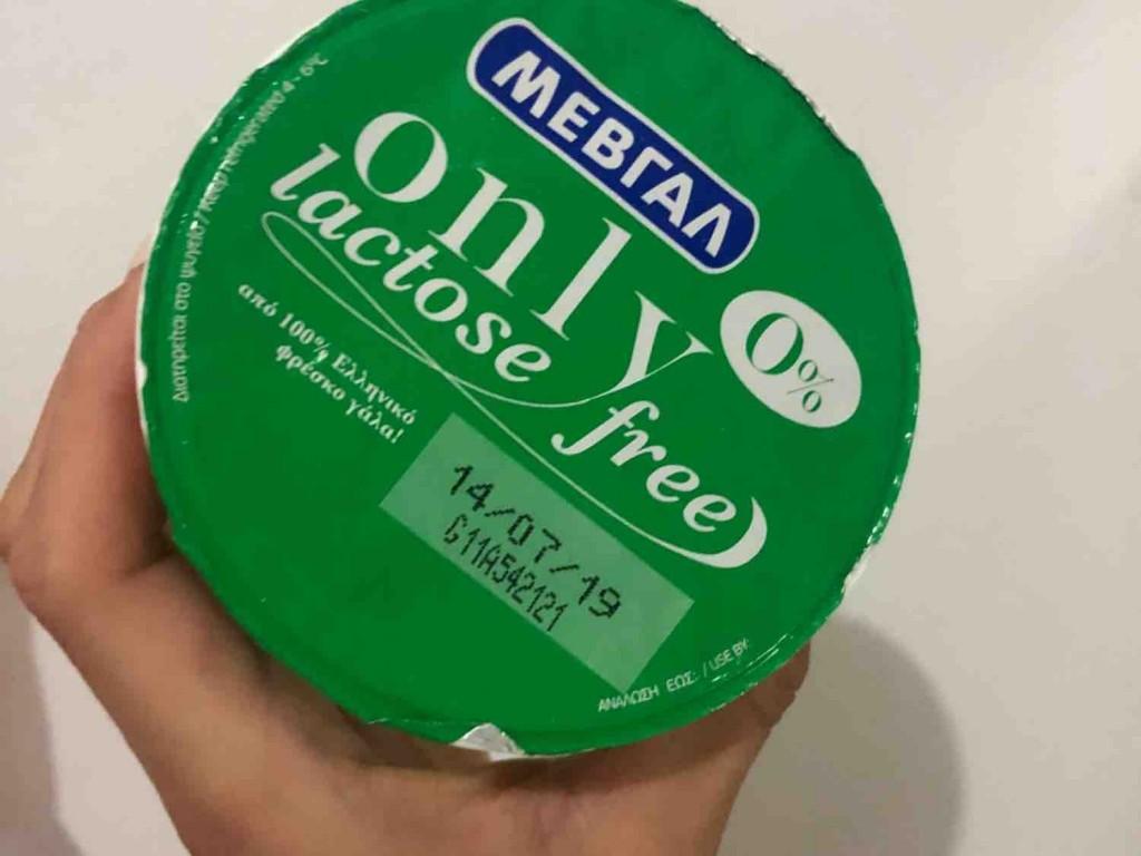 Joghurt 0%, lactose free von AlmavdV | Hochgeladen von: AlmavdV