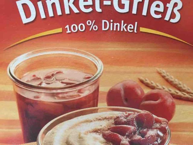 Dinkel-Griess von Trica   Hochgeladen von: Trica