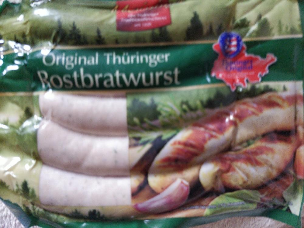 Thüringer rostbratwurst von arturrachner181 | Hochgeladen von: arturrachner181