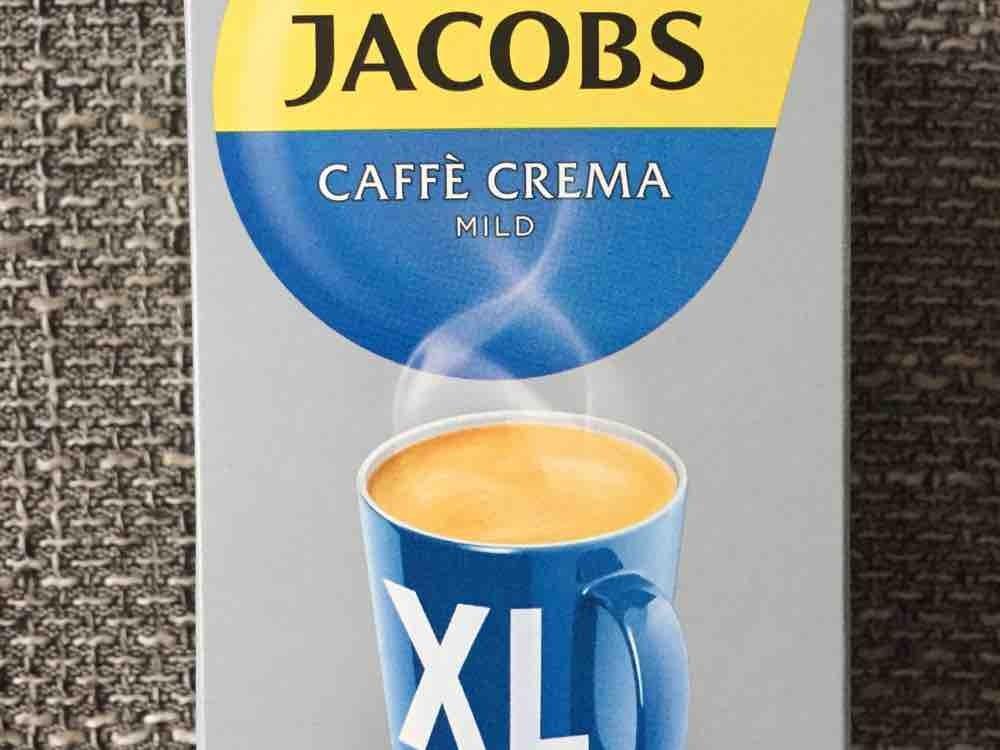 Jacobs , Caffee Crema Mild von Duleve | Hochgeladen von: Duleve