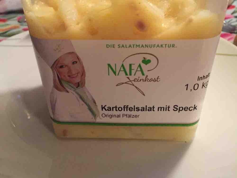 Kartoffelsalat mit Speck - original Pfälzer, lecker von georg55 | Hochgeladen von: georg55