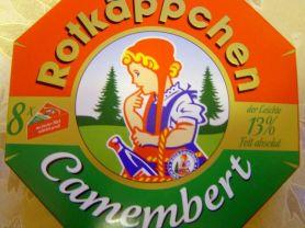 Rotkäppchen, Camembert 8 Ecken, 13% Fett   Hochgeladen von: tea
