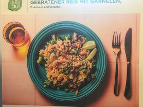 Gebratener Reis mit Garnelen, Asiatisch   Hochgeladen von: tfisch