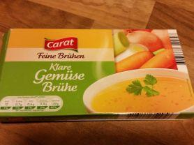 Klare Gemüse Brühe | Hochgeladen von: indubioproreo
