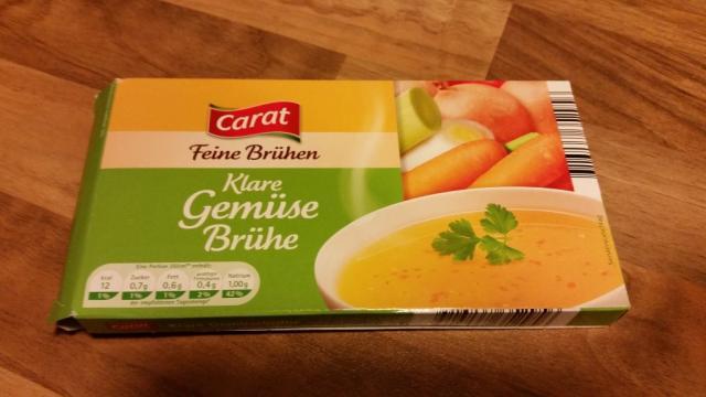 Klare Gemüse Brühe   Hochgeladen von: indubioproreo