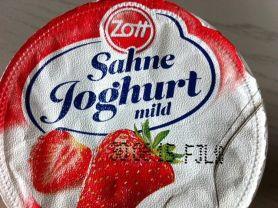 Sahne Joghurt, Erdbeeren (18%) | Hochgeladen von: puella