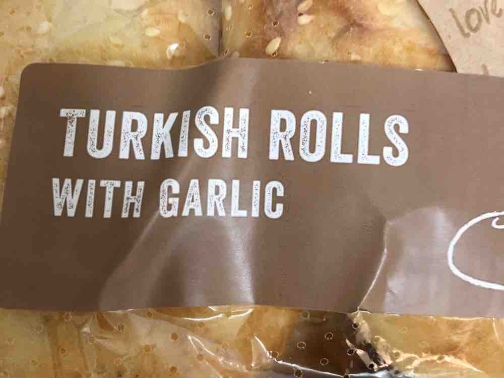Turkish Garlic Rolls von LizzRei | Hochgeladen von: LizzRei