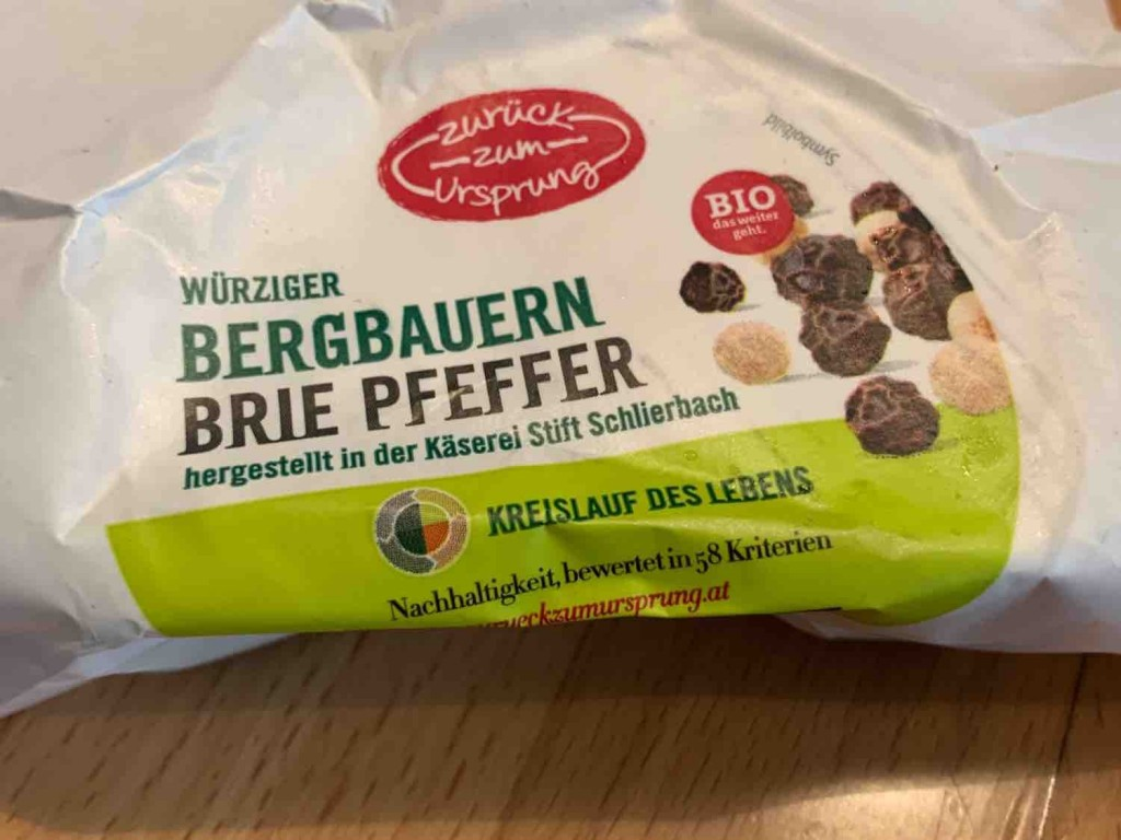 Bergbauern Brie Pfeffer von Haemmerle   Hochgeladen von: Haemmerle