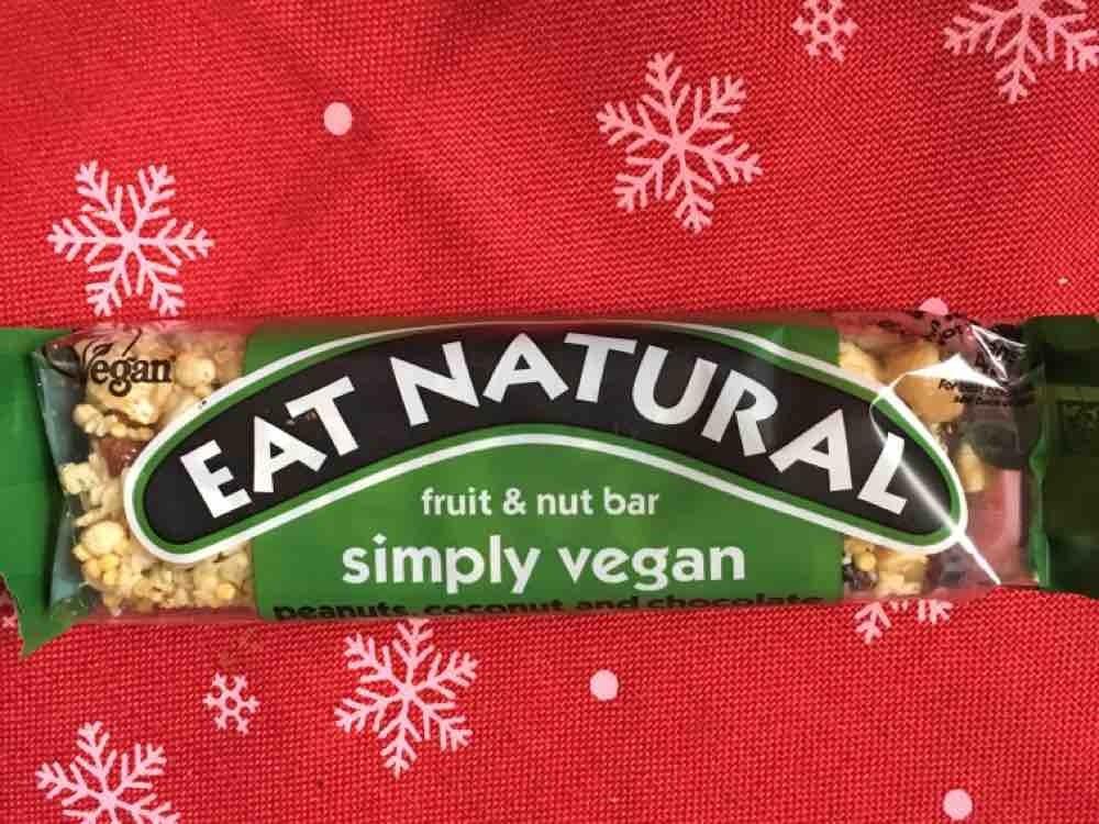 simply vegan, peanuts, coconut & chocolate von Veganmuscles803 | Hochgeladen von: Veganmuscles803