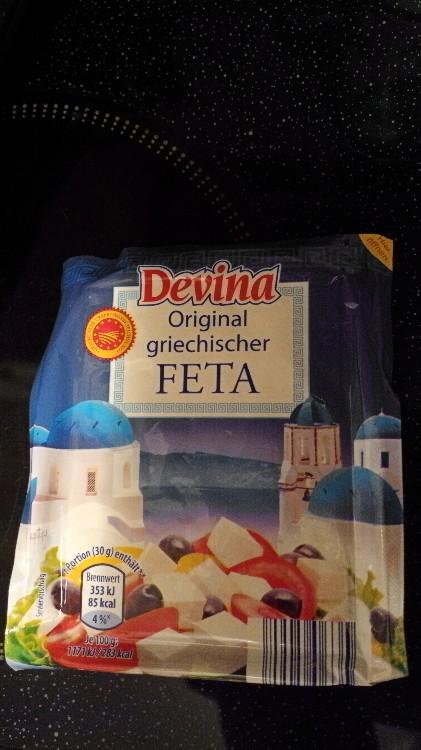 Original griechischer Feta sh, Schafskäse  von Sannystar   Hochgeladen von: Sannystar