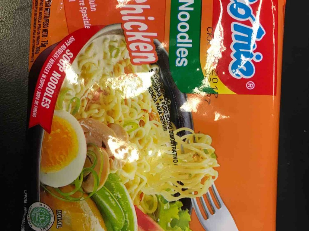Instant Noodles Spezial Chicken Flavour, Weizenmehl  von jupzupp   Hochgeladen von: jupzupp