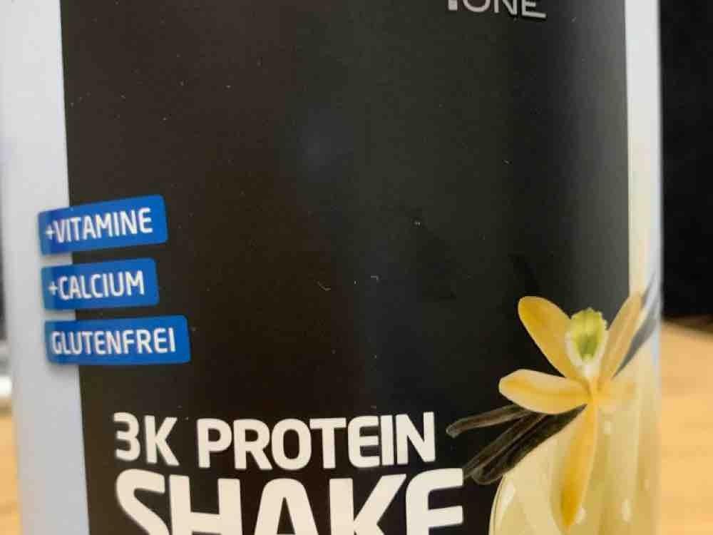 Low Carb 3K Protein Shake, Vanille-Sahne von natbg72   Hochgeladen von: natbg72