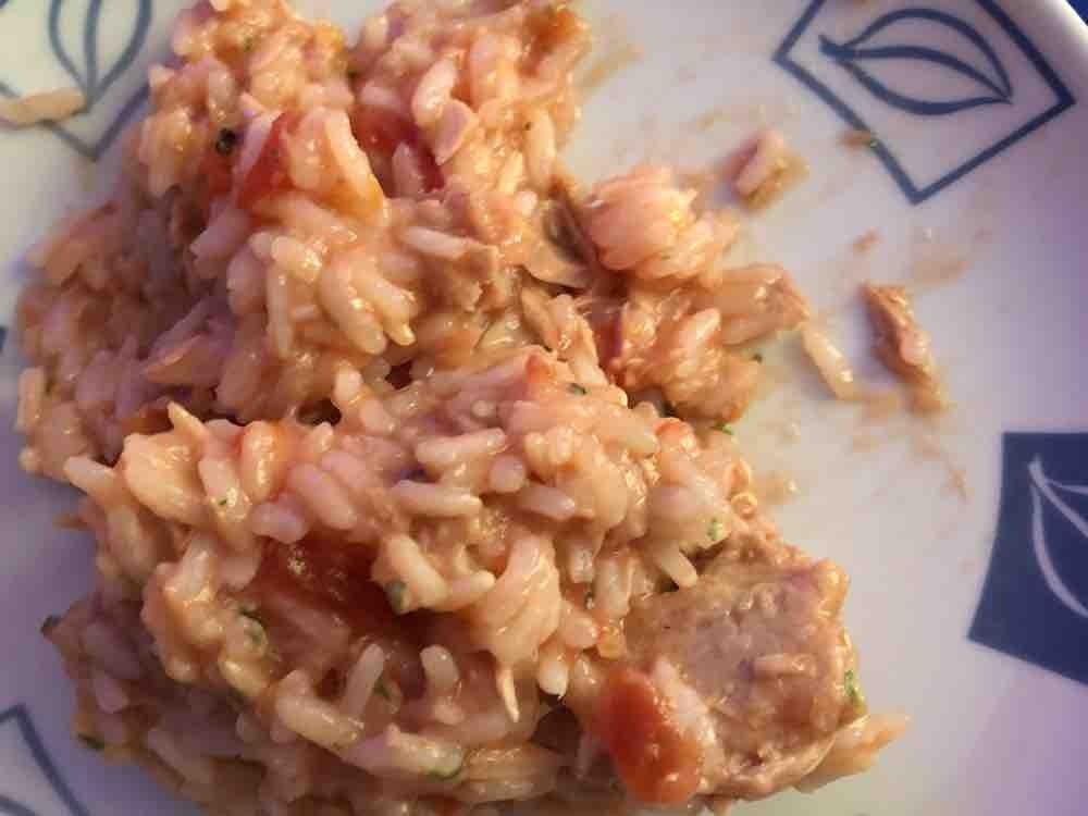Quinoa-Reis Pfanne mit Thunfisch und Gemüse von firefighter112 | Hochgeladen von: firefighter112