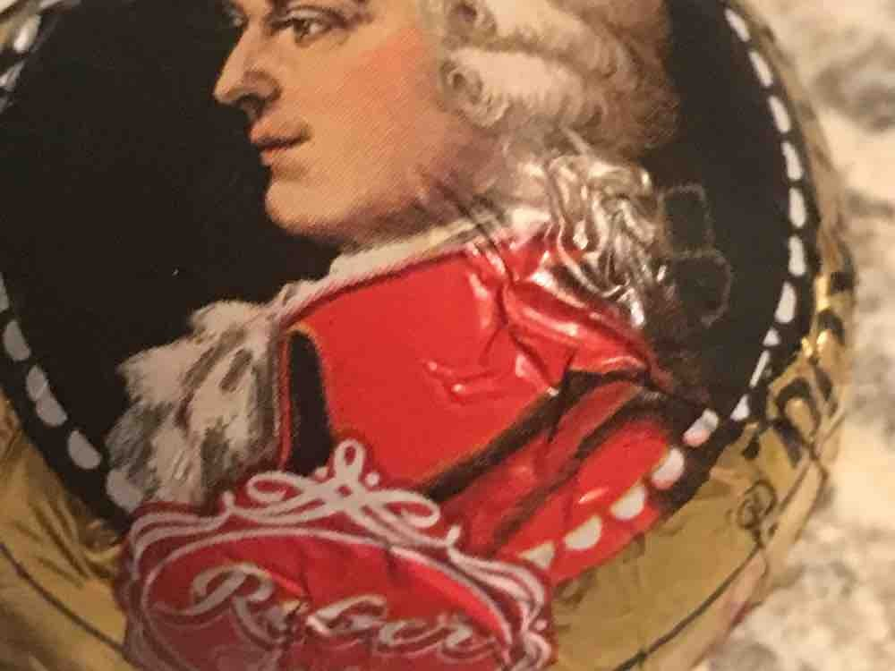 Mozart-Kugel, Zartbitter-Pistazienmarzipan von burghard   Hochgeladen von: burghard